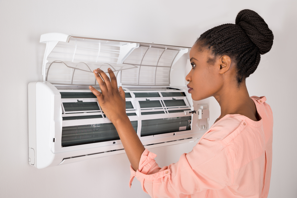 Repair and Maintenance of an AC